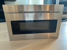 Sharp SMD3070ASY 30  Stainless Steel Microwave Drawer