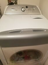 Whirlpool Top Load Washer and Dryer  White