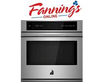 JennAir RISE 30  Stainless Steel Single Electric Wall Oven   JJW3430IL