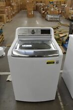 LG WT7800CW 27  White Freestanding Top Load Washer NOB  111256