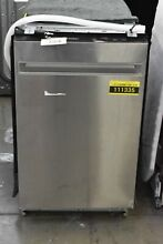 Haier QDT125SSLSS 18  Stainless Fully Integrated Dishwasher NOB  111335