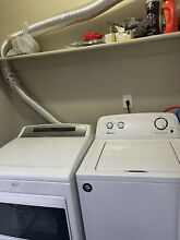 Washer  Amana  And  Whirlpool  Dryer Set