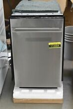 GE PDT145SSLSS 18  Stainless Fully Integrated Dishwasher NOB  112684