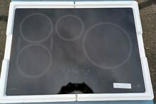 GE Induction Cooktop 30  Top Glass   Control Panel Assembly WB62X26848 NEW