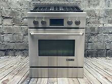Jenn Air Range 30  All Gas  Large Convection Oven  4 sealed burners  Warranty