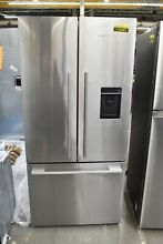 Fisher Paykel RF170ADUSX4 32  Stainless CD French Door Refrigerator  113437