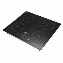 Induction Cooktop Electric Hob Cook Top Stove Ceramic Glass Touch Control USA