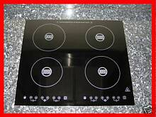 NEW CROWN INDUCTION COOKTOP   4 COOKING ZONES