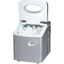 Platinum Portable Home Ice Machine  Compact Countertop TableTop IceCube Maker