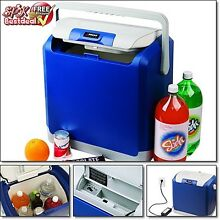 Portable Car Cooler Mini Fridge Warmer Truck Electric Travel Boat Refrigerator