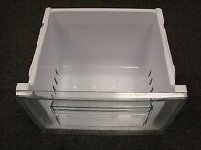 Liebherr Refrigerator drawer part  glass 3015516700  case 3011123100