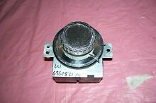OEM WHIRLPOOL DRYER TIMER WITH KNOB   696150 HARD TO FIND   SEE PICTURES