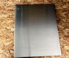 3551DD1003L LG  Dishwasher Cover Assembly Front Panel  STAINLESS