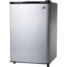 Igloo 3 2 cu ft Refrigerator  Platinum
