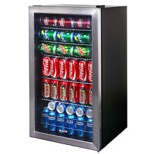 Newair 126 can Beverage Cooler  NEW   FREE SHIPPING