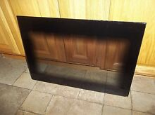 Broan DCS WO 230SS Double  Oven outer door glass part   14194 03 24 1 2 x 16 3 4