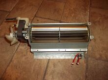 Broan DCS WO 230SS  Oven  motor blower assembly part   16258