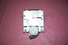 OEM FRIGIDAIRE WASHER TIMER WITH KNOBS   D148168 000 SEE PICTURES   SUPER CLEAN
