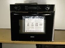 Bosch 27  built in single oven   Warming drawer