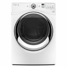 Whirlpool WED88HEAW 27  White Front Load Electric Dryer NIB  9315