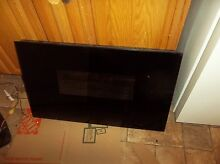 DACOR W305B W305 oven door front black glass and frame  part   82645