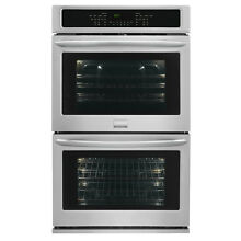 Frigidaire Gallery FGET3065PF 30  Stainless Steel Double Electric Wall Oven