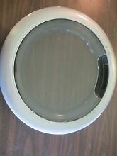 Whirlpool Duet Front Loader Outer Glass and Frame W10207907 AND W10260301