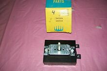 VINTAGE 1950S FRIGIDAIRE STOVE SWITCH   5421014 YOU WONT FIND ANYWHERE ELSE   S
