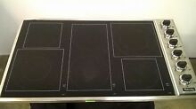 Viking Professional VECU1666BSB 36  Stainless Smoothtop Electric Cooktop  2