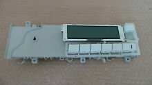 JOHN LEWIS WASHING MACHINE JLWM1604 MAIN PCB MODULE   DISPLAY
