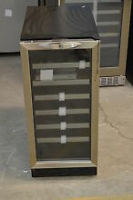 Danby DWC1534BLS 15  Stainless Built In Wine Cooler T 2 NOB  13589