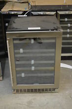 Danby DWC053D1BSSPR 24  Stainless Built In Wine Cooler T 2 NOB  13670