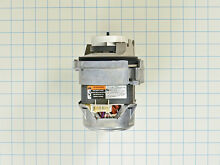 W10757217 NEW Whirlpool Dishwasher Pump Motor Genuine OEM New In Box FSP