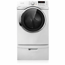 Samsung DV393GTPAWR 27  7 4 cu  ft  Front Load White Gas Dryer NIB