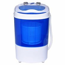 Mini Portable Ivation Washer Spinner Compact Size for Travel  Dorms