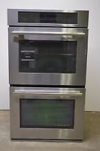 Jenn Air JJW3830WS 30  Stainless Double Electric Wall Oven  01230