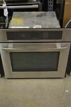 Jenn Air JJW2330WS 30  Stainless Single Electric Wall Oven NEW  2356 T2 CLW
