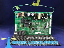 GE Main Control Board FOR GE REFRIGERATOR 200D4854G022 Green