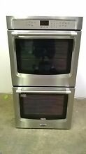 Maytag MEW7627DS 27  Stainless Double Electric Wall Oven NOB T2