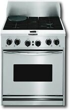KitchenAid KDRP407HSS 30  Stainless Dual Fuel True Convection Range NIB  6885