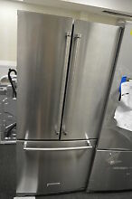 KitchenAid KRFF300ESS 30  Stainless French Door Refrigerator NOB T 2  14845 CLW