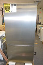 Fisher Paykel RF170BLPX6 32  Stainless Bottom Freezer Refrigerator NOB T2  15102