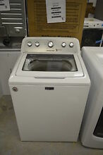 Maytag MVWX655DW 28  White Top Load Washer NOB T 2  15260 CLW
