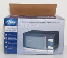 Oster 1000 Watt Digital Microwave Oven   Countertop Cooker LOCAL PICKUP ONLY