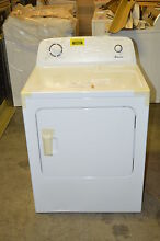 Amana NED4655EW 29  White Front Load Electric Dryer NOB T 2  15452