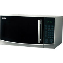 RCA 1 1 cu ft Microwave  Stainless Steel