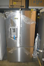 Whirlpool WRF993FIFM 36  Stainless French Door Refrigerator T2 NOB  15768