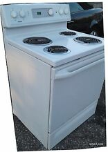 10 Used Working Stoves GE   Kenmore  220v   1250  Delivery Fee Varies  Sale
