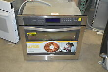 Whirlpool WOS97ES0ES 30  Stainless Single Electric Wall Oven NOB  15844 T2
