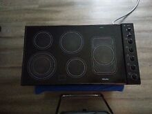 Miele Electric 5 Burner 36  Model K191 Cooktop
